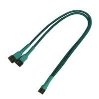 Nanoxia kabel adapter: 900500002 - Groen