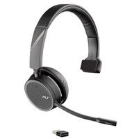 POLY Voyager 4210 Headset - Zwart