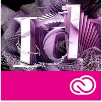 Adobe software licentie: InDesign CC RNW