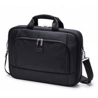 Dicota laptoptas: Top Traveller BASE 14-15.6 - Zwart