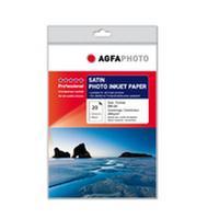 AgfaPhoto Professional Photo Papier 260g Satijn  A 4 20 Vel