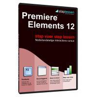 Staplessen, Adobe Premiere Elements 12 - Nederlands