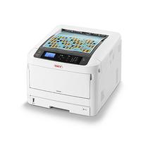 Tijdelijk scherp geprijsd: OKI C800-serie A3-printers