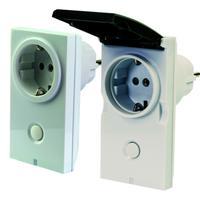 Schwaiger stekker-adapter: Plug-In Switch, 50 Hz, 3500 W