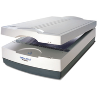 Microtek scanner: ScanMaker 1000XL Plus - Wit