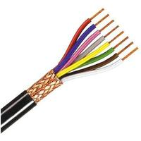 Tasker TASR-C4025 Signaal kabel - Zwart