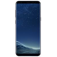 Samsung smartphone: Galaxy S8+ Midnight Black - Zwart 64GB (Refurbished LG)