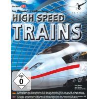 Aerosoft game: High Speed Trains (MS Train Sim Add-On)  UK