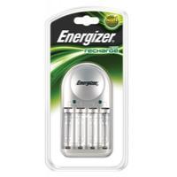 Energizer oplader: 4x AA/AAA, 1300mAh, 300g - Grijs