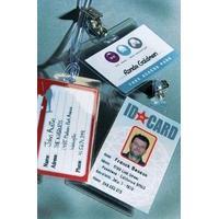 GBC laminatorhoes: Card Lamineerhoezen 60x90mm 2x125 micron Glanzend (100)