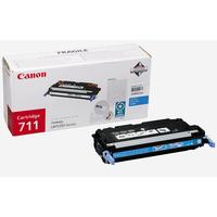 Canon toner: Cartridge 711 Cyan - Cyaan