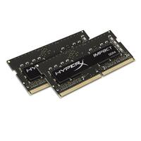 HyperX RAM-geheugen: Impact 8GB DDR4 2133MHz Kit - Zwart