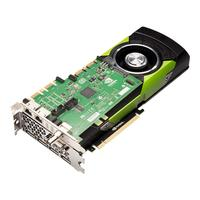 PNY videokaart: NVIDIA Quadro M6000, 2 GB GDDR5, 384-bit, PCI Express 3.0 x16, DisplayPort x 4, DVI-I + RJ-45 x 2, BNC
