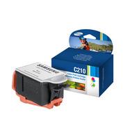 Samsung inktcartridge: C210 - Cyaan, Magenta, Geel