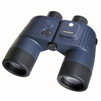 Bresser Optics verrrekijker: Binocom 7 x 50 GAL - Zwart, Blauw