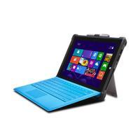 Kensington tablet case: BlackBelt™ 1st Degree Rugged Case voor Surface Pro™ 3 — Zwart