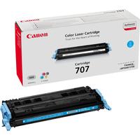 Canon toner: 707 - Cyaan