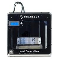 Sharebot NG 3D-printer - Zwart