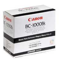 Canon printkop: BC-1000bk - Zwart