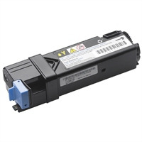 DELL toner: Toner Yellow High Capacity 2000p for 1320c - Geel