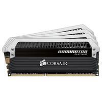 Corsair RAM-geheugen: Dominator Platinum 16GB DDR4 - Zwart, Grijs, Platina