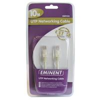 Eminent netwerkkabel: UTP Networking Cable - Wit