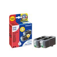 Pelikan inktcartridge: C43 - Zwart