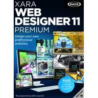 Magix product: Web Designer 11 Premium
