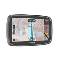 TomTom navigatie: GO 5100 World - Zwart, Zilver
