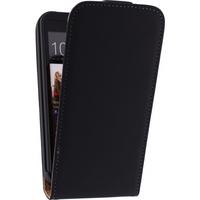 Mobilize Ultra Slim Flip Case HTC Desire 300 Black