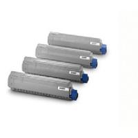 OKI toner: Toner cartridge f/ C3520MFP & C3530MFP - Geel