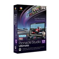 Corel videosoftware: Pinnacle Studio 17 Ultimate