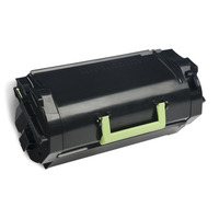 Lexmark cartridge: 622X - Zwart