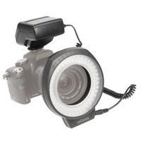 Dörr camera flitser: Ultra 80 ring light & flash - Zwart
