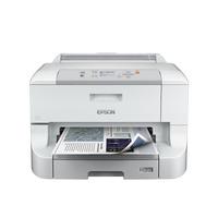 Epson inkjet printer: WorkForce Pro WF-8010DW - Zwart, Cyaan, Magenta, Geel