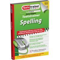 Karakter Toetstrainer Taal - Spelling Groep 8 - Cito-toets