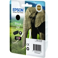 Epson inktcartridge: Singlepack Black 24 Claria Photo HD Ink - Zwart