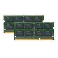 Mushkin RAM-geheugen: 2GB (2x1GB) DDR2 667MHz / PC2-5300 SODIMM 200-pin LP 1.8V 5-5-5-15, Apple compatible