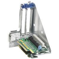 DELL rack toebehoren: PWA - Riser Card - 2 Slots - Groen
