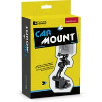Speedlink Speedlink, Car Mount for GoPro (Zwart) (SL-210008-BK)