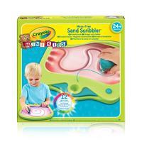 Crayola : Mini Kids -Mess-free sand scribbler - Groen