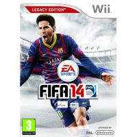WII Game Fifa 14