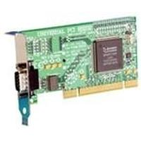 Brainboxes interfaceadapter: Universal 1-Port RS232 PCI Card (LP)