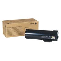 Xerox toner: WorkCentre 3655, extra hoge capaciteits tonercartridge, zwart (25.900 pagina's)