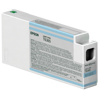 Epson inktcartridge: inktpatroon Light Cyan T636500 UltraChrome HDR 700 ml - Lichtyaan