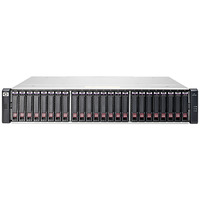 Hewlett Packard Enterprise SAN: MSA 2040 Energy Star SAN Dual Controller w/24 1.2TB 12G SAS 10K SFF HDD 28.8TB Bundle