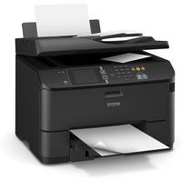 Epson multifunctional: WorkForce WF-4630DWF - Zwart, Cyaan, Magenta, Geel