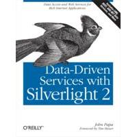 O'Reilly product: Data-Driven Services with Silverlight 2 - EPUB formaat