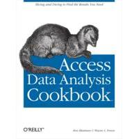 O'Reilly product: Access Data Analysis Cookbook - EPUB formaat