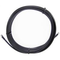 Cisco CAB-L400-50-TNC-N coax kabel - Zwart